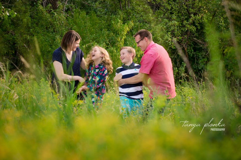 Lethbridge family photography