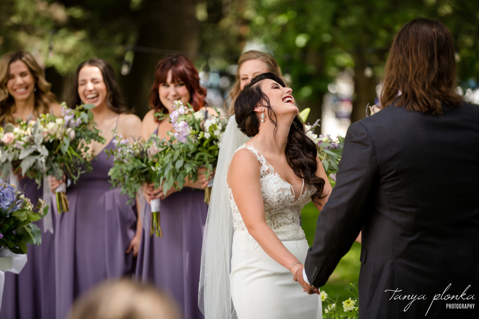 Lindsay and Terry, Norland wedding photos