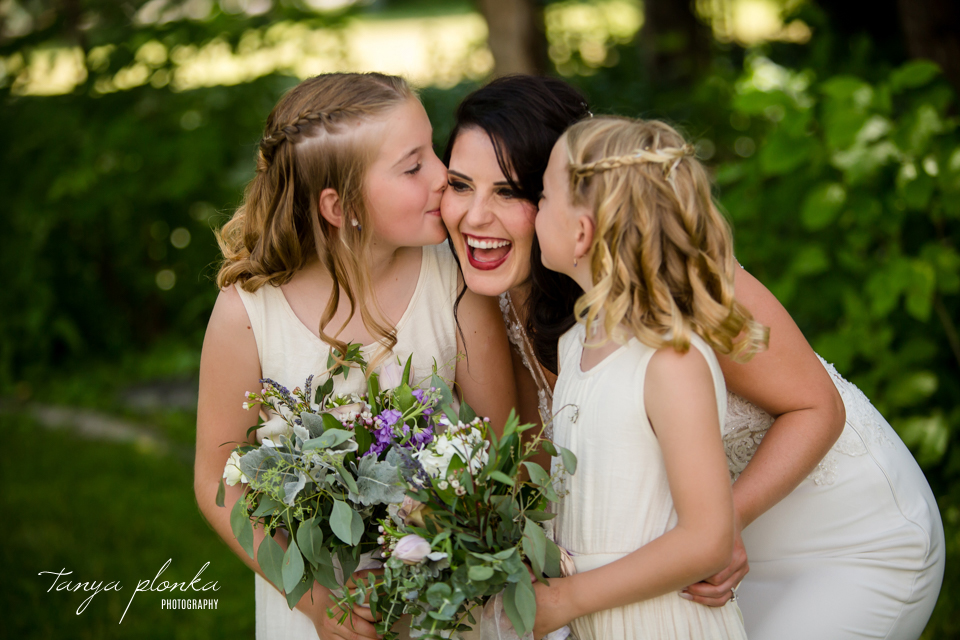 Lindsay and Terry, Norland Historic Estate Summer Wedding