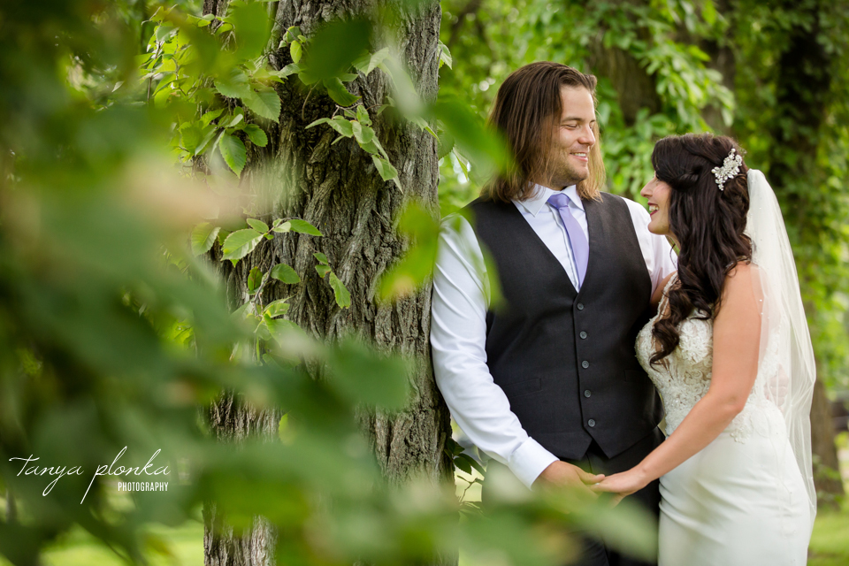 Lindsay and Terry, Henderson Lake wedding photos