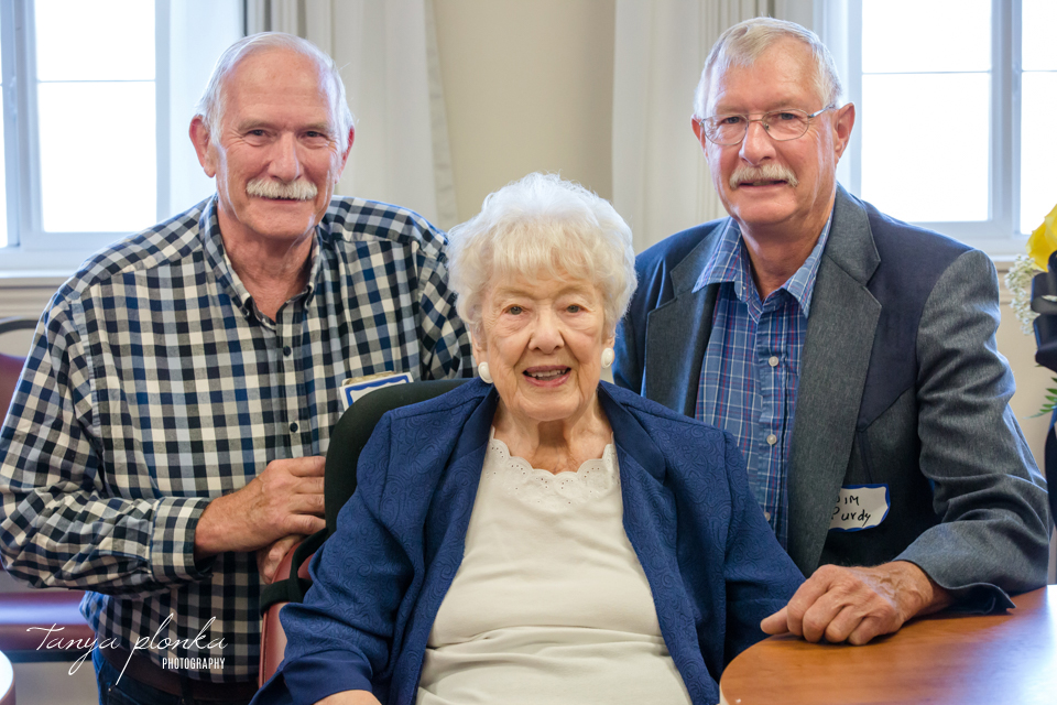 100th Birthday Party in Lethbridge