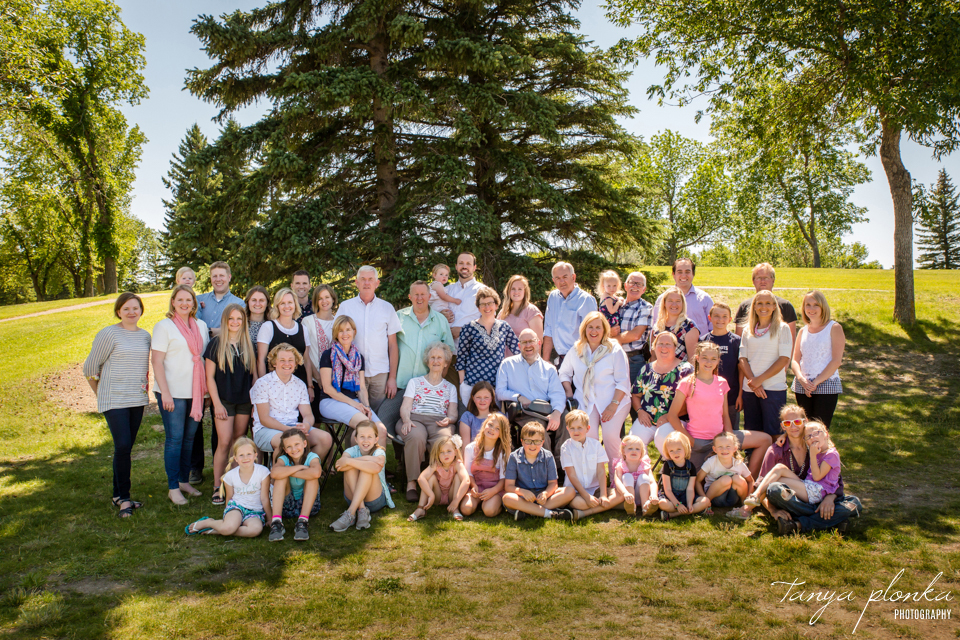Nicholas Sheran family reunion photos