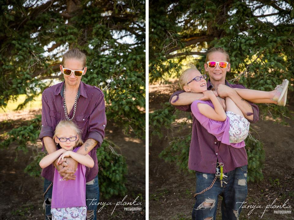 Lethbridge family reunion photos