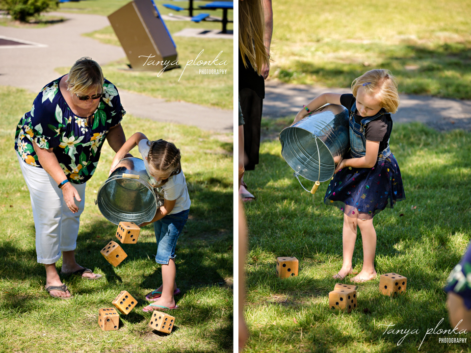 outdoor family action photography