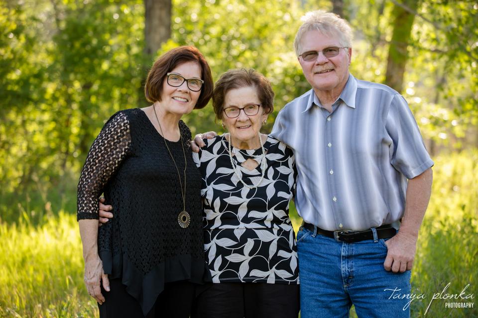 Lethbridge birthday family reunion