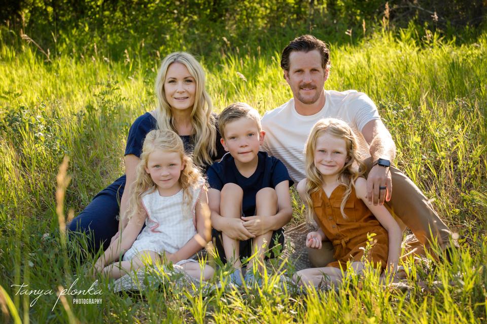 Lethbridge extended family photos