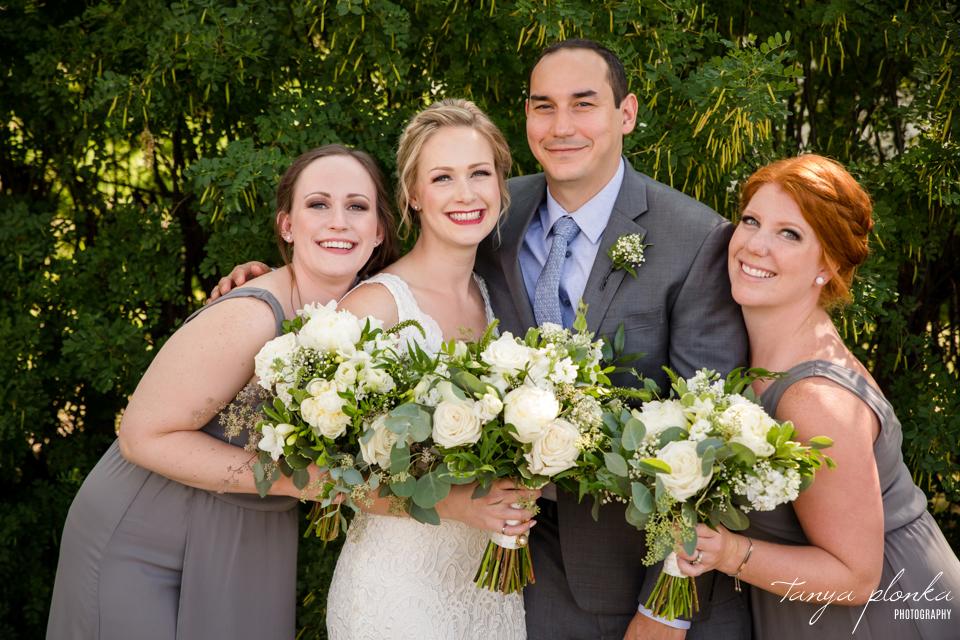 Roxy and Josh, De Winton wedding photography