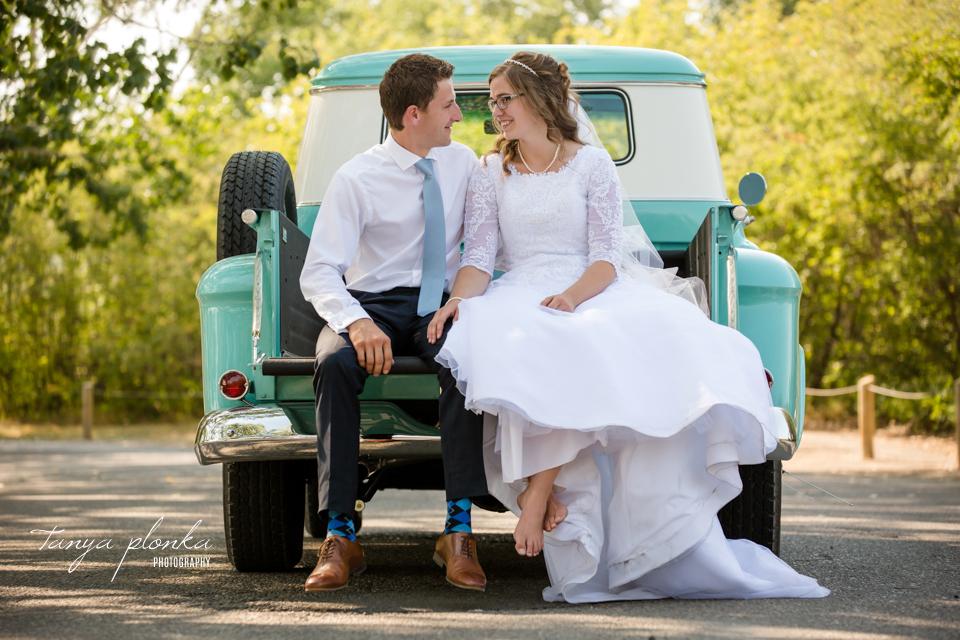 Jody & Corne, Henderson Lake Wedding Photos