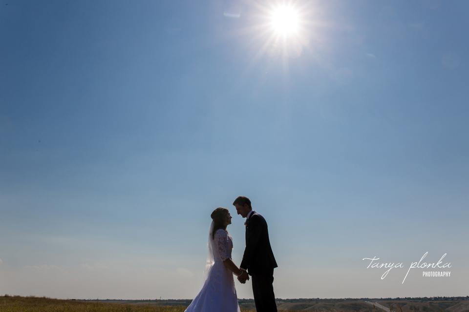 Jody & Corne, Lethbridge summer wedding photography