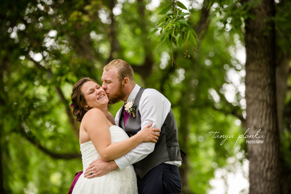 Shaylee and Dennis, Fairfield Garden Wedding