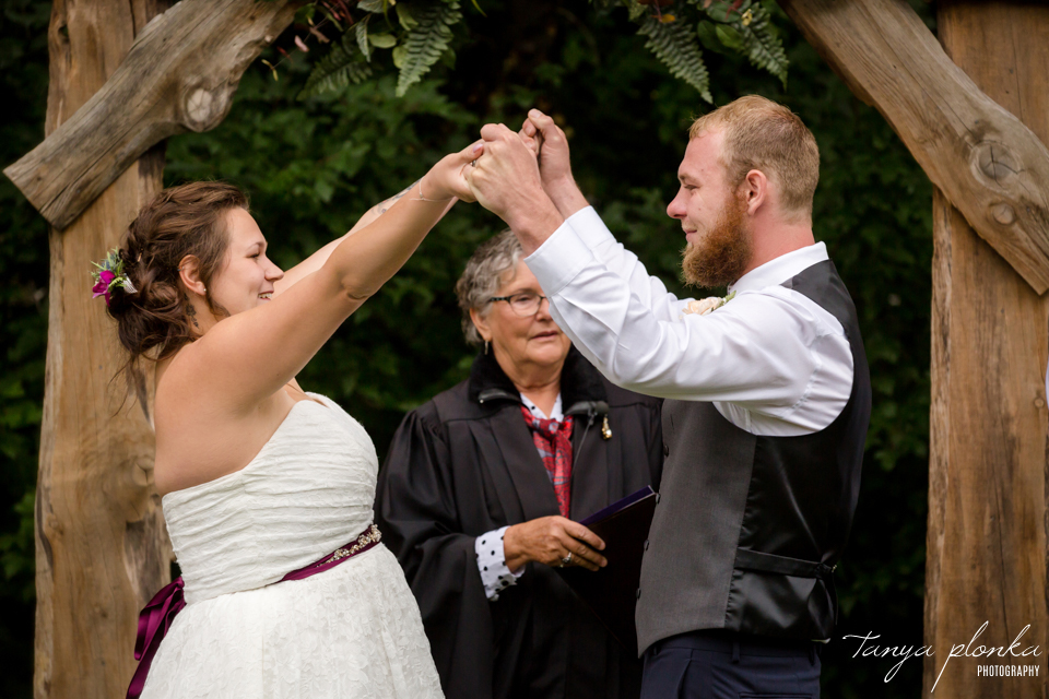 Shaylee and Dennis, Lethbridge Research Centre Wedding