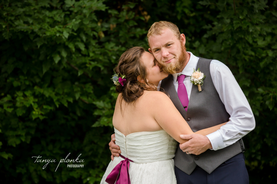 Shaylee and Dennis, Lethbridge Research Station Wedding