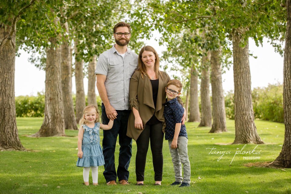 Southern Alberta family photography