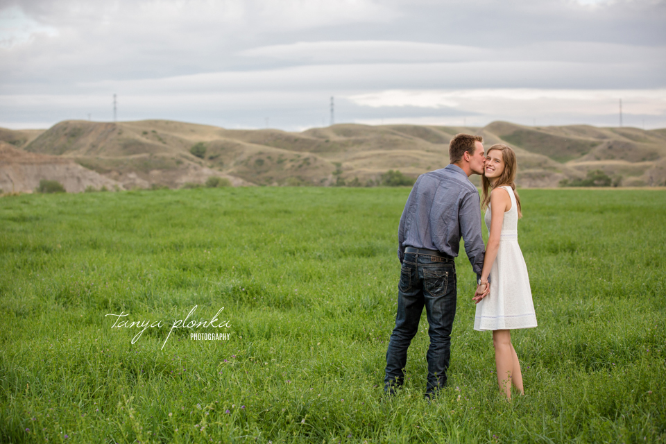Lethbridge couples photo session
