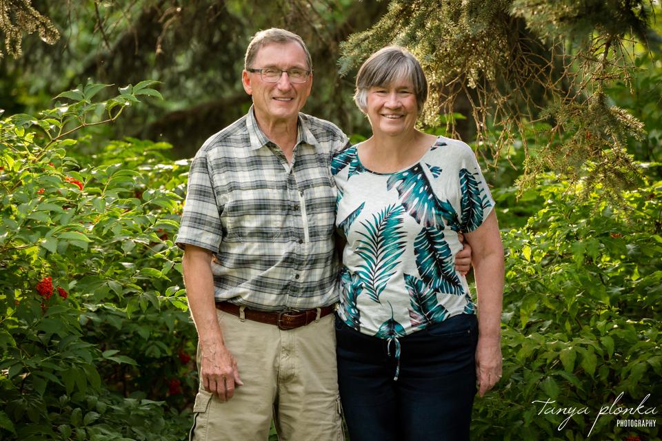 Fairfield Gardens family photos
