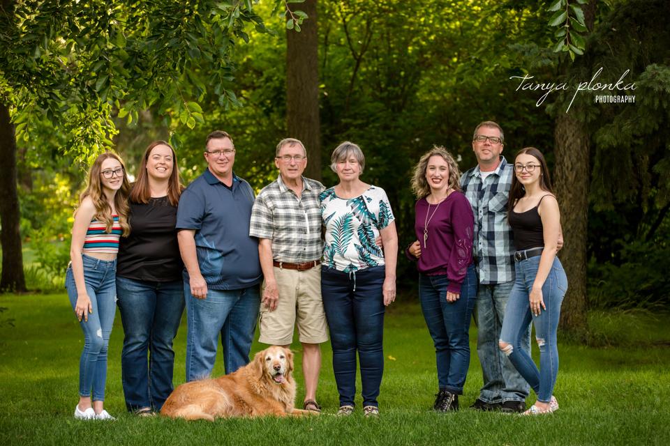 Lethbridge Research Centre family photos