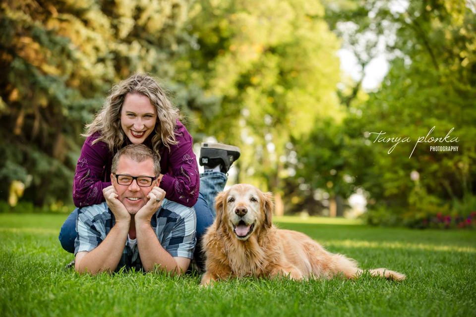 Fairfield Gardens family photography