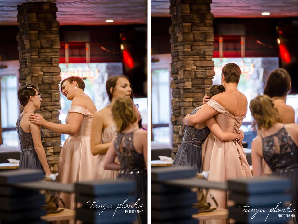 Andrea & Jason, Waterton wedding photos