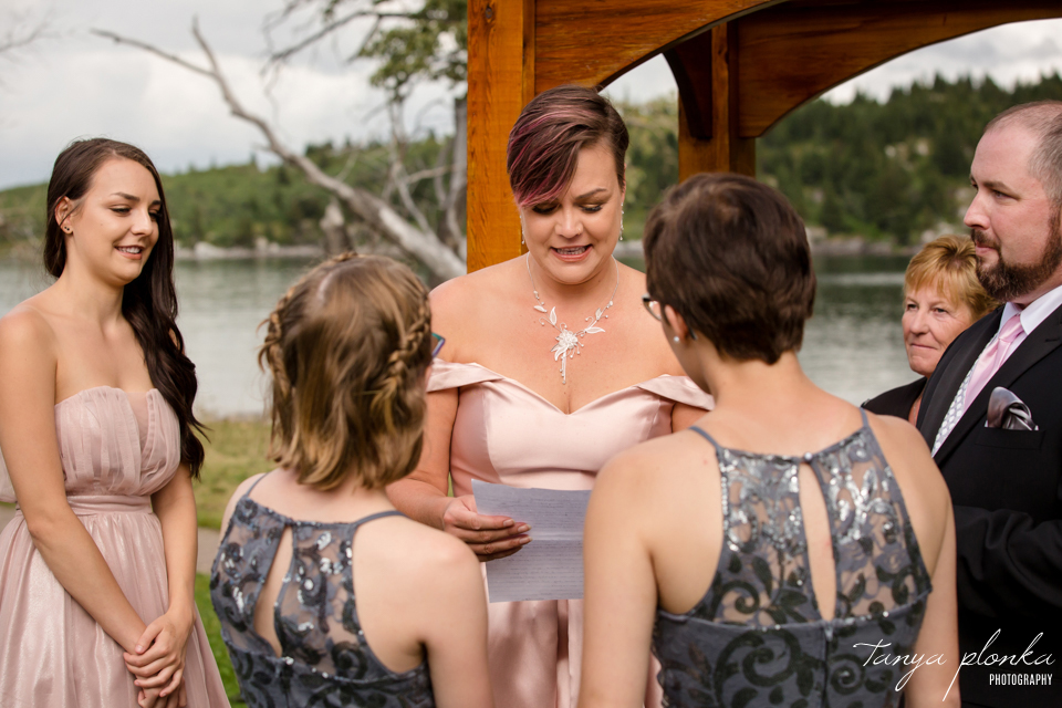 Andrea & Jason, Waterton wedding photos