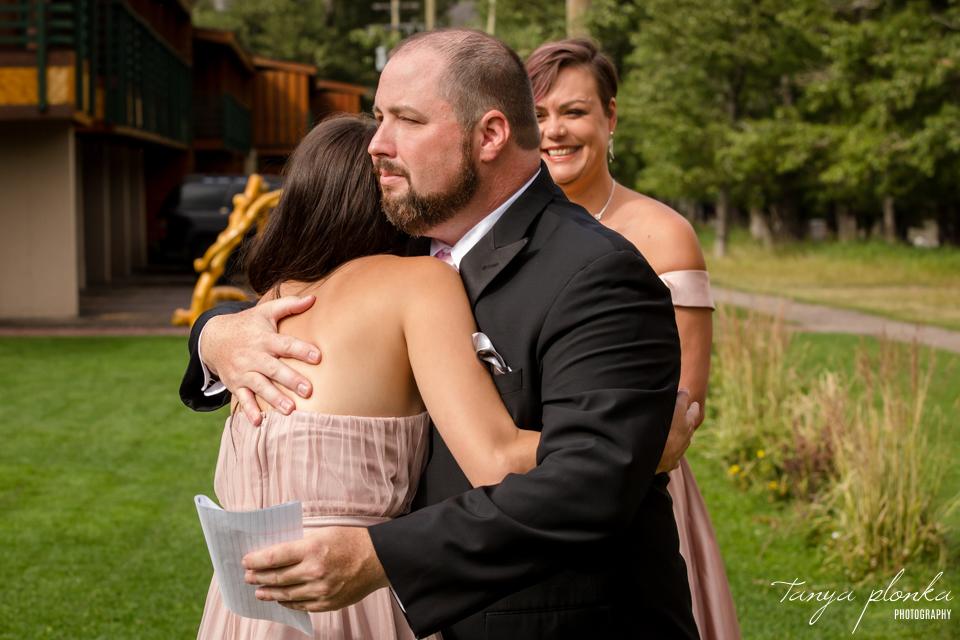Andrea & Jason, Bayshore Inn Wedding Elopement