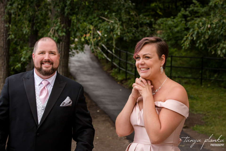 Andrea & Jason, Bayshore Inn Wedding Elopement