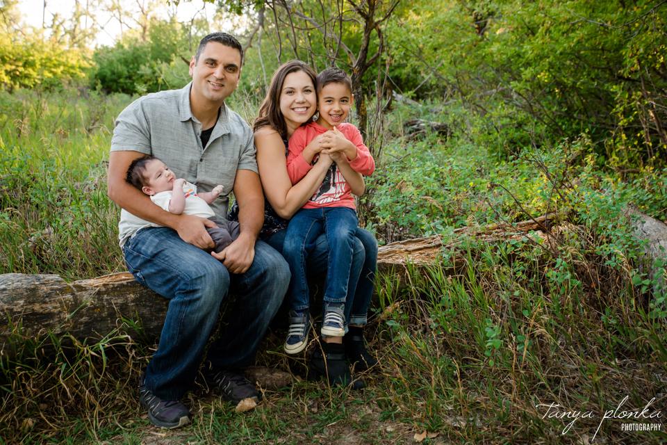 Indian Battle Park family photos