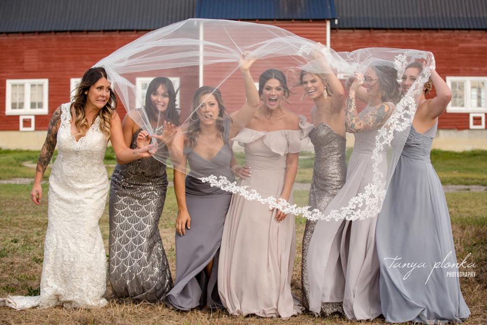 Jordynne and Robbie, Pincher Creek wedding photography