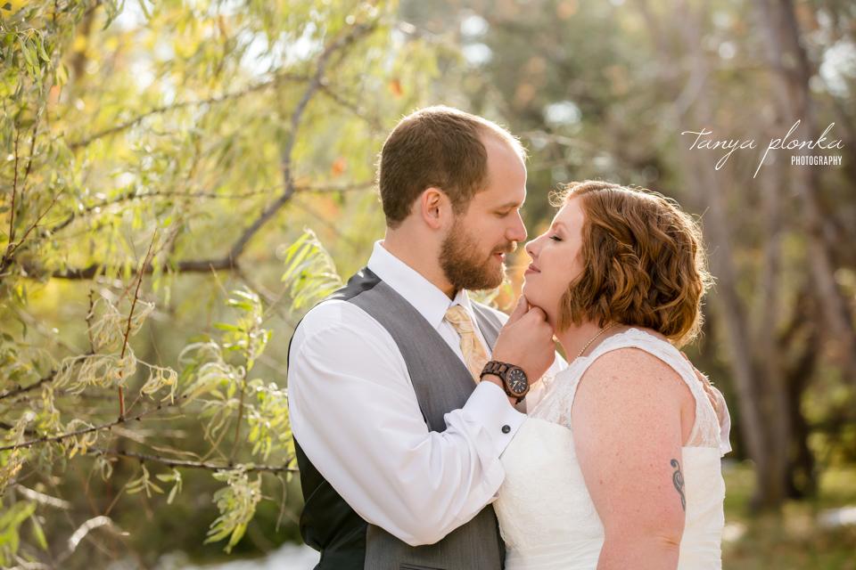 Ami and Devin, University of Lethbridge wedding photos