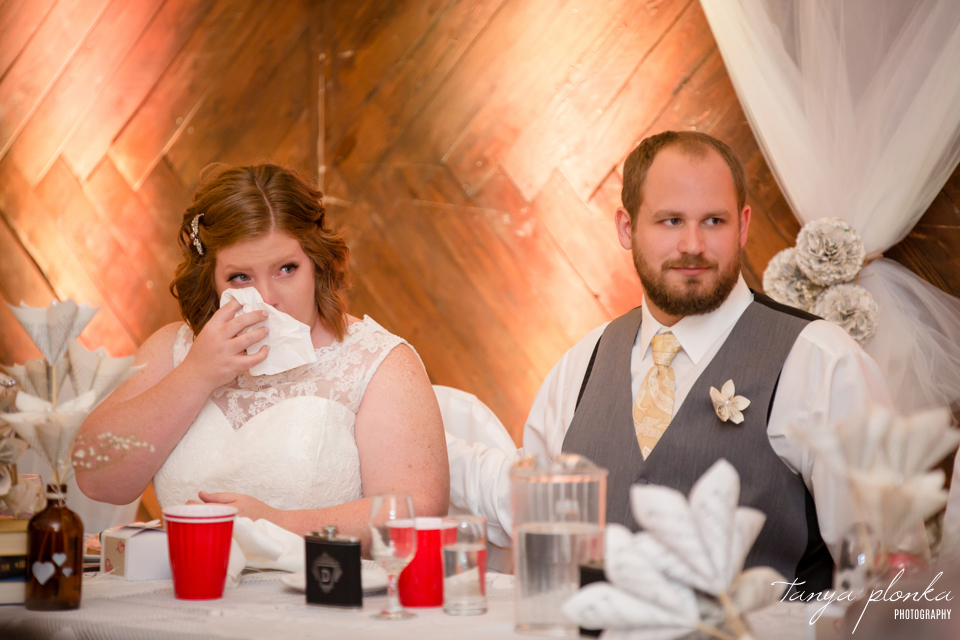 Ami and Devin, Readymade autumn wedding