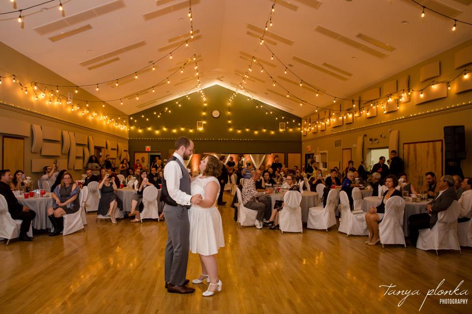 Ami and Devin, Readymade autumn wedding