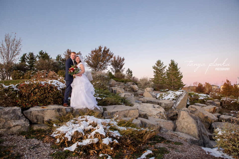 Janita and William, Lethbridge wedding photography