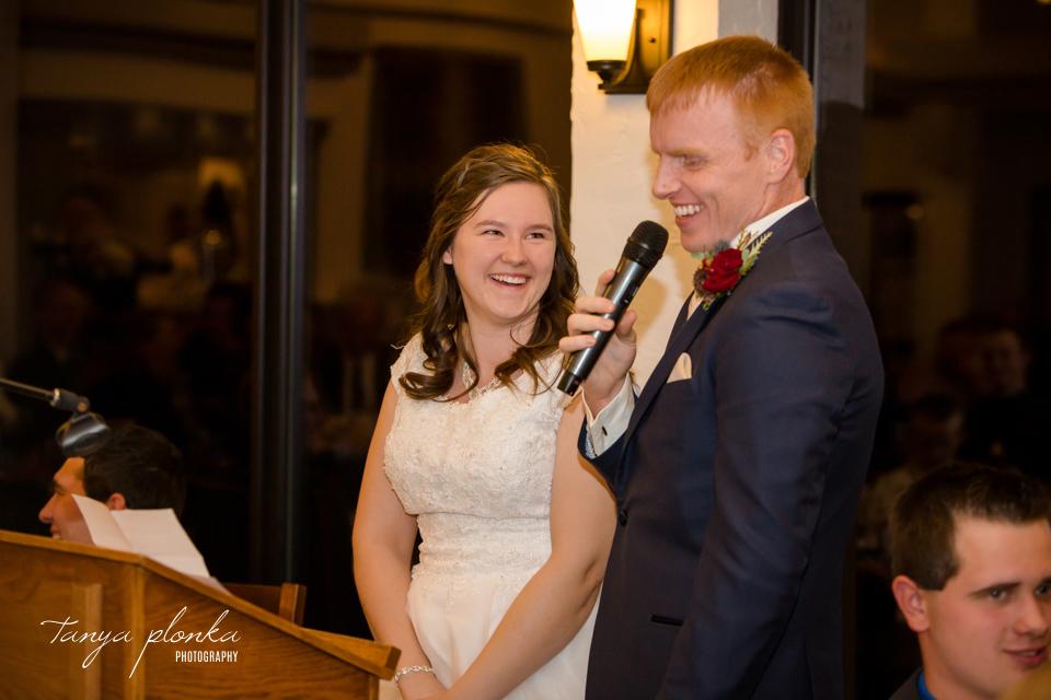 Janita and William, Paradise Canyon wedding reception