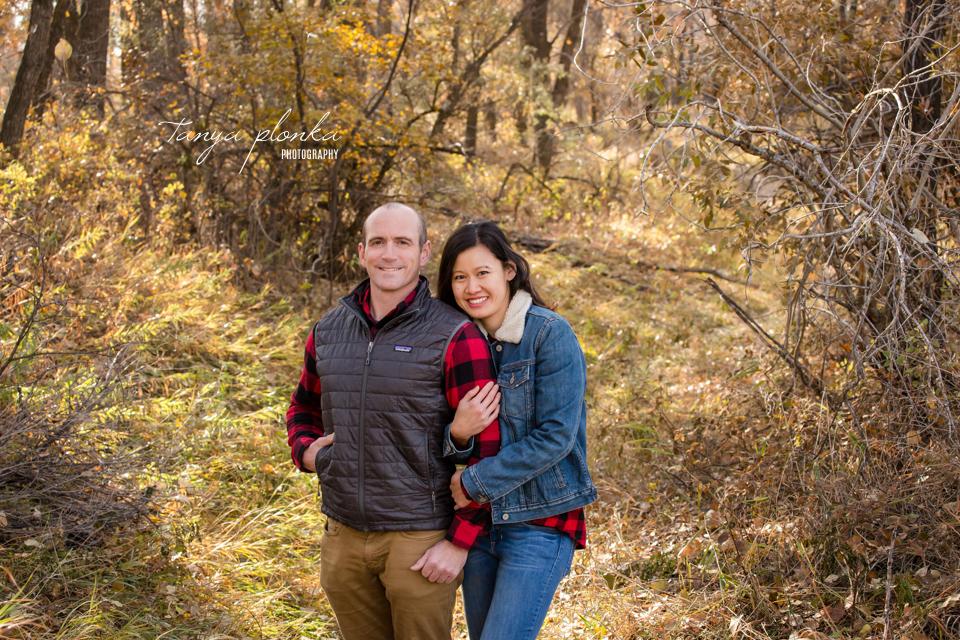Indian Battle Park fall photos