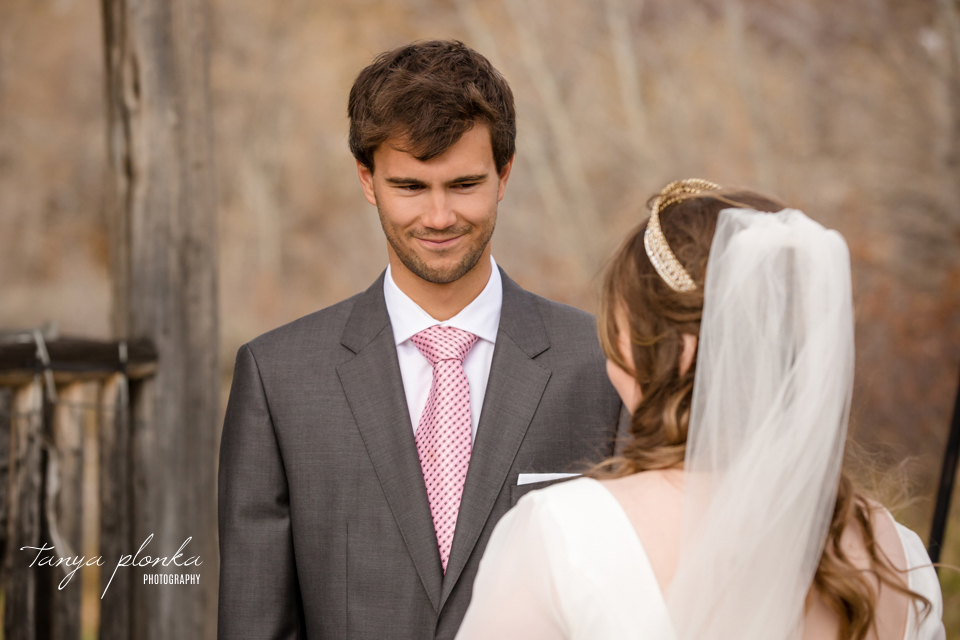 Mackenzie and Scot, Twin Butte wedding elopement