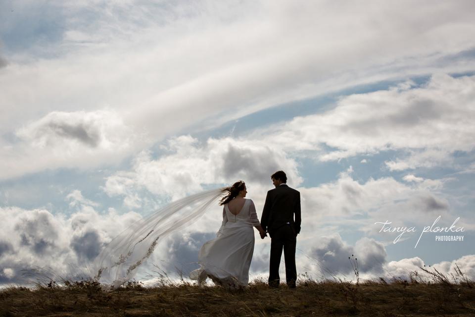 Mackenzie and Scot, Twin Butte wedding elopement