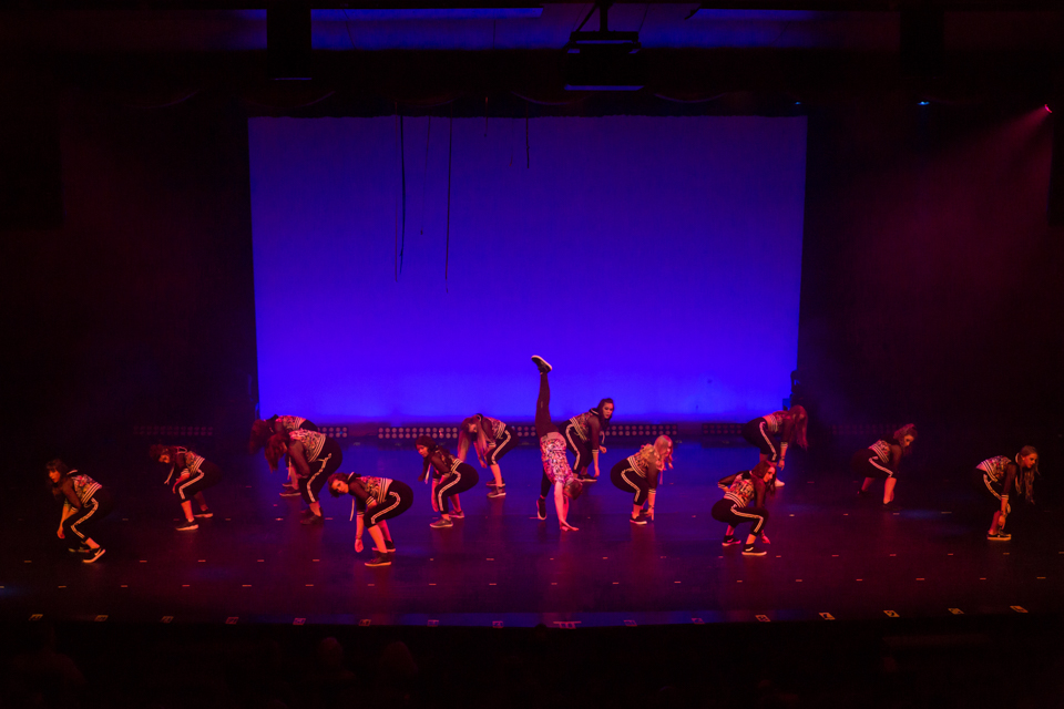Yates Memorial Theatre live show, Explosion of World Dance and Music by Ammena Dance Company