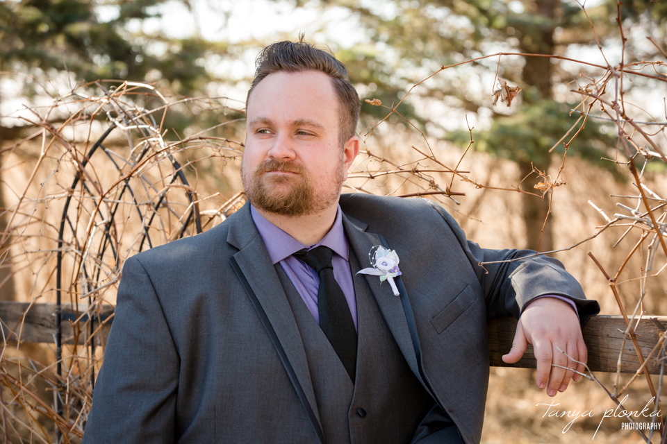 Kaylene & James, Lethbridge wedding photographer