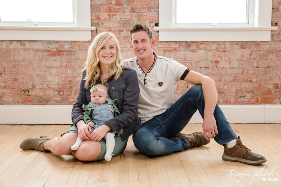 Designed To Dwell family photos in Lethbridge