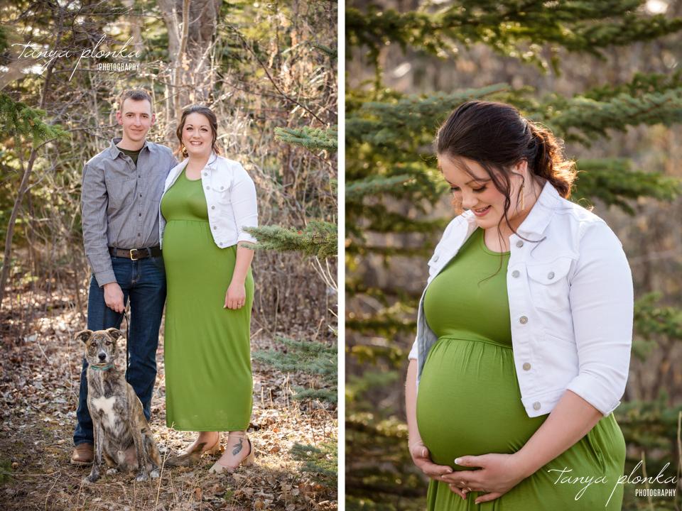 Lethbridge maternity photos