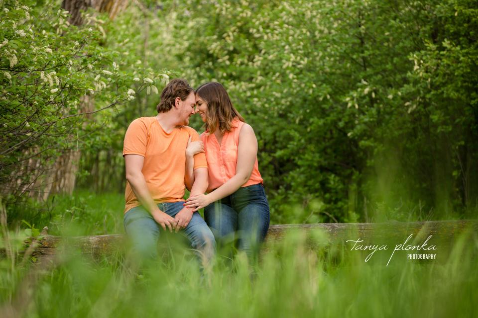 Indian Battle Park couples photography