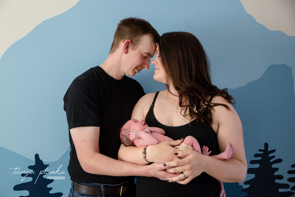 Lethbridge newborn photography