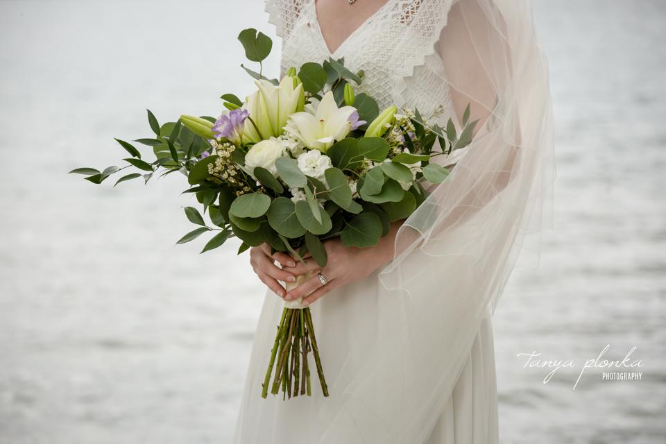 Natasha & Jeremy, Waterton Park small wedding