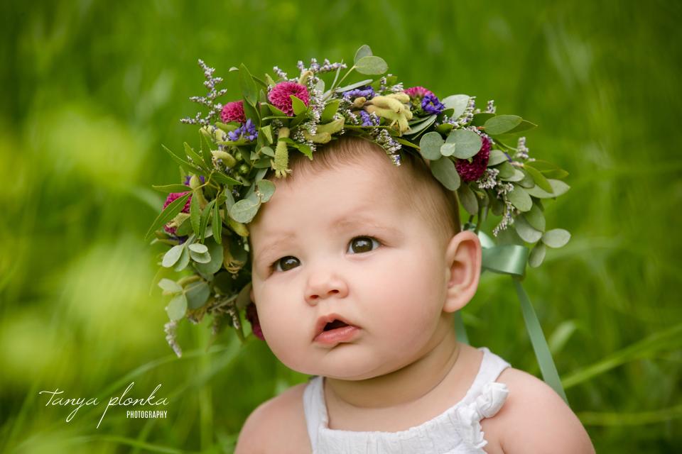 six month baby photos in Lethbridge