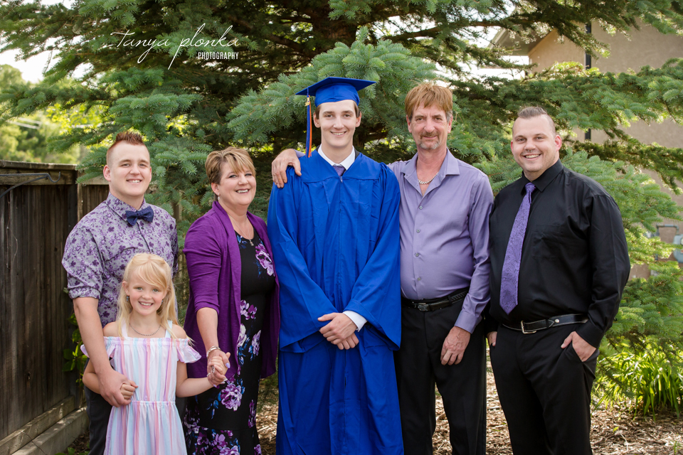 Coaldale high school graduation photography