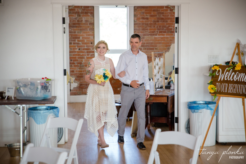 Kit & Tristian, Designed To Dwell Wedding