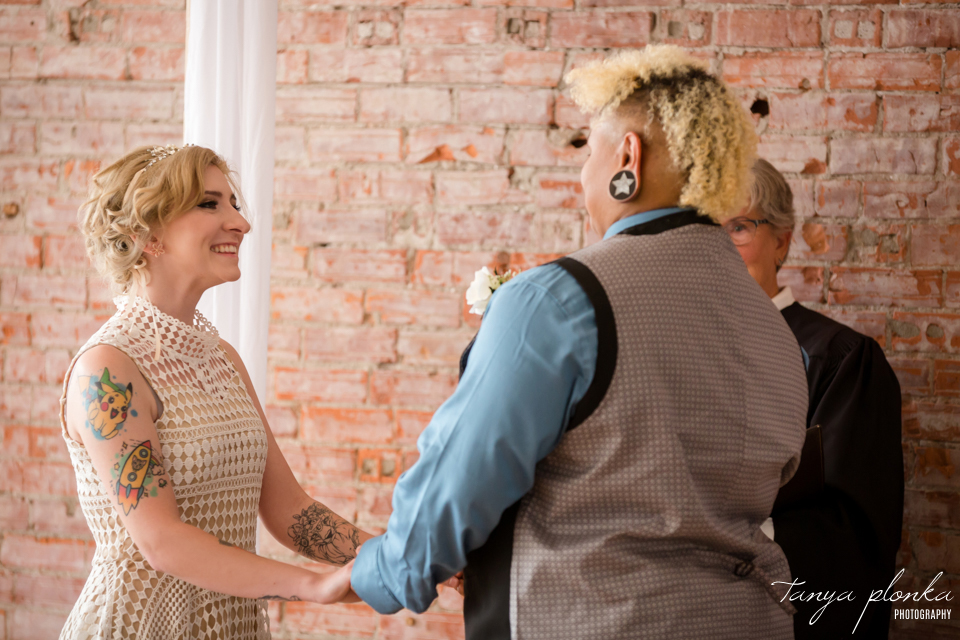 Kit & Tristian, Dwell Urban Venue Wedding