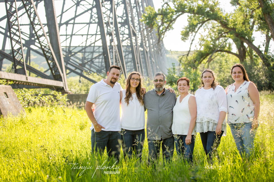 Indian Battle Park extended family photo session