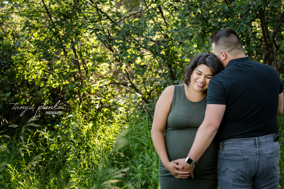 Indian Battle Park maternity session