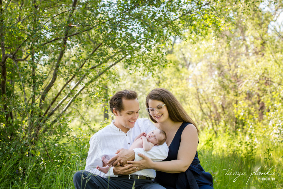 St Patrick's Island newborn photos