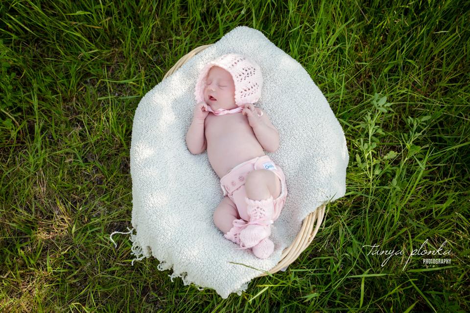 St Patrick's Island newborn photos
